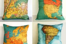 Maps  / by Debi Chapman