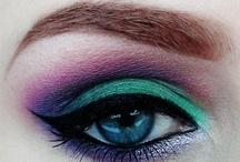 Make-Up / by Zuzka Boruvka