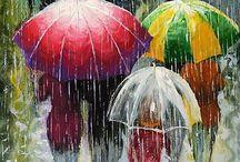 Under My Umbrella / by Marsha Martone