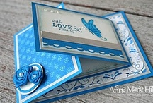Cardmaking ideas / by Claudine Lewis