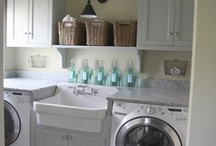 Laundry Room / by Mrs. Hayes