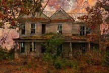 Deserted buildings / by Denise Johnston-Burris