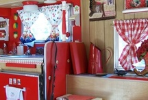 My Vintage Camper (Glamping) Obsession / by Tammy Walters Parizek