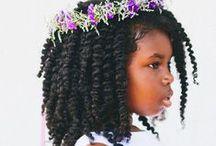 Natural Hair II / by Keila Herman