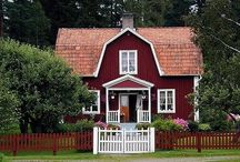 Houses ❤️ / by Tine Andersen