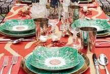 Tablescapes in Veranda / Entertaining ideas, great color combinations and all-around decorating inspiration for your next party. / by Veranda Magazine