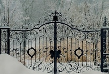wrought iron  / by Michael Bearden