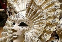 masks / by Michael Bearden