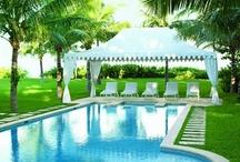 Pools in Veranda / Dive in. / by Veranda Magazine
