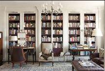 Libraries in Veranda / by Veranda Magazine