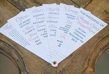 Wedding Programs / by BridalGuide