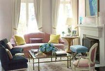 Living Rooms in Veranda / by Veranda Magazine