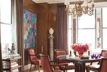 Dining Rooms in Veranda / by Veranda Magazine