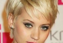 Short Natural Hairstyles / These haircuts for short hair are the most popular on Pinterest / by Sarah Tanner