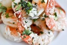 Seafood & Fishes / by Martha Kinard