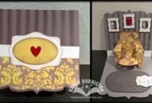 Cards - Pop N' Cuts, Elizabeth Craft / by Yoorah Lee