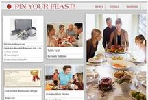 """STP Pin Your Feast  / We're doing our first Pinterest contest! Enter here http://stp.me/STPPinYourFeast  Then create your own """"STP Pin Your Feast Board"""" with five (5) pins from this board and your own mix of Thanksgiving Recipes and Traditions!  / by Sierra Trading Post"""