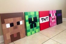 Minecraft for my baby... / by Ashley Morrison