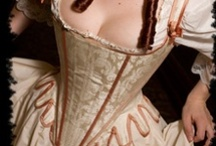 Saucy Corsetry & Frilly Undies / Locations and prices where possible. / by Annette Heathen