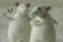 Wool Crafts / by Susan Brown