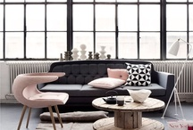 Interior / Loft, Industrial, Open plan, Vintage, Min... / by helena ...