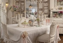 shabby chic / by Bratenella