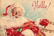 * Santa Baby * / by Karen {icandyvintagejewels}