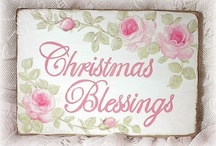 * It's a Pink Christmas * / by Karen {icandyvintagejewels}