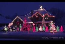 * Christmas Lights * / by Karen {icandyvintagejewels}