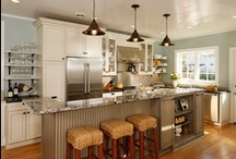 Kitchens / by Organized Design Amy Smith