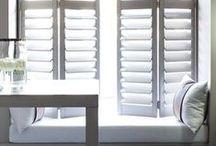 Interiors | Drapery & Window Treatments / by WALL MORRIS DESIGN | Interiors