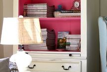 Built ins / by Bratenella