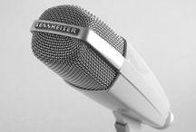 Microphones / by Matthew Langlands