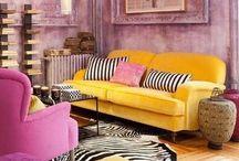 Creative interiors / Nice touch of creativity / by Conchi León Moreno