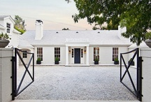 House Exteriors / by Rose St Trading Co .