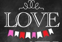 LOVE/Valentines Day / ALL things about LOVE and Valentines Day / by Kristina Reynolds-Haney