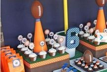 Party Ideas / by Melissa {Taylor-made Cakes}