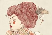 Art & Illustration / by AttAssA