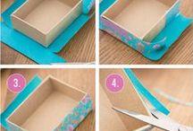 DIY Boxes / by Kristina Reynolds-Haney