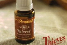 Essential Oils / by Melissa {Taylor-made Cakes}