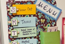 Binders - Meal plans / by Melissa {Taylor-made Cakes}