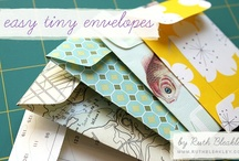 Crafts - Paper / by Melissa {Taylor-made Cakes}