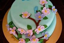 Cakes - design ideas / by Melissa {Taylor-made Cakes}