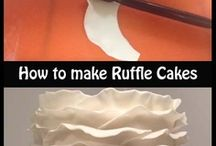 Cake - how to / by Melissa {Taylor-made Cakes}