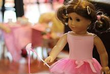 American Girl Dolls / by Kristina Reynolds-Haney
