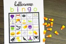 Halloween Ideas / This is the place to pin everything HALLOWEEN!! A board exclusively featuring Halloween costumes, yummy recipes, creepy and fun DIY projects and crafts, as well as printables, tips, gifts, kids activities and more! #OrangeTuesday / by Lindsay Gilbert (ArtsyFartsyMama.com)