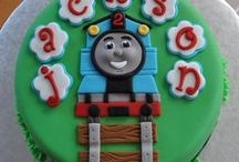 Cakes - Kids / by Melissa {Taylor-made Cakes}