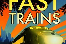 Trains & Boats, Planes & more / Transportation of all kinds / by Zoë Dawes