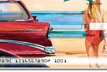Bill Drysdale: Licensed Artist Series / We use Bill Drysdale's nostalgic art in our checks, address labels, and checkbook covers. If you like his work, pin it here! Check out his website at drysdalestudio.com. / by CheckAdvantage LLC