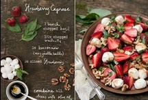 Healthy Greens / Salads and Dressings / by Kimberly Lawday